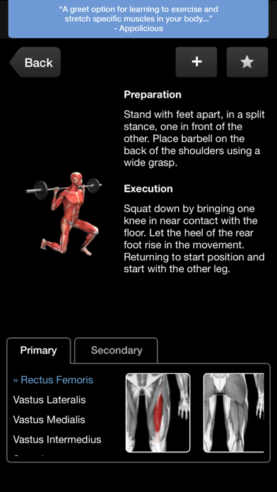 iMuscle 2 – iPhone Edition