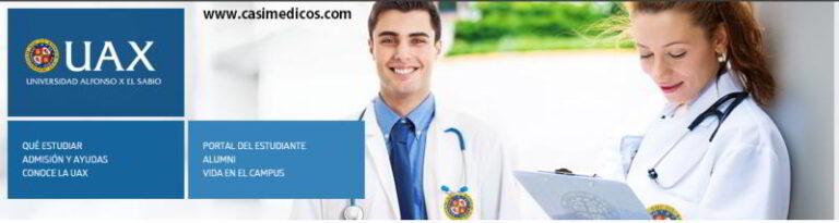 La UAX publica los resultados de las pruebas de acceso al Grado en Medicina