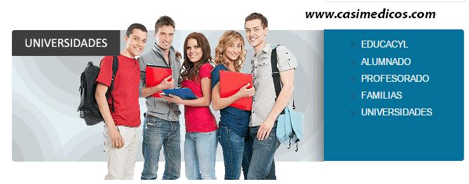 Primera convocatoria de ayudas para estudios universitarios 2015/16. Castilla y Leon