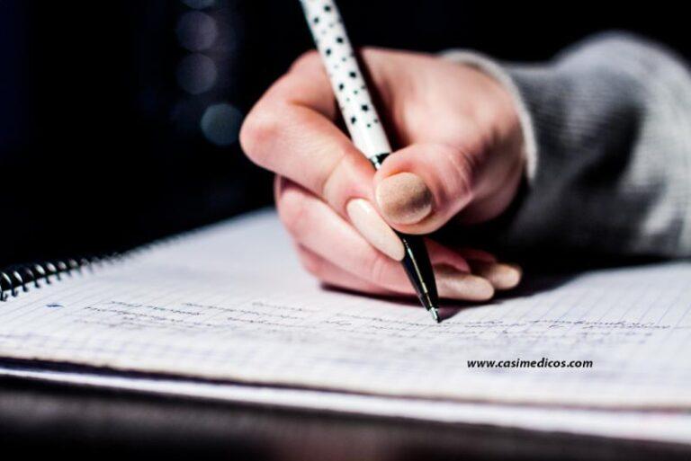 Suerte el sábado y consejillos para el examen MIR