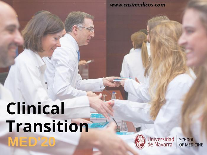 Clinical Transition – LXI Promoción – Facultad de Medicina. Universidad de Navarra