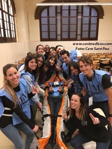 Segundo día, Congreso de Emergencias Médicas 2017