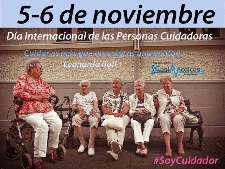 Día Internacional de las Personas Cuidadoras