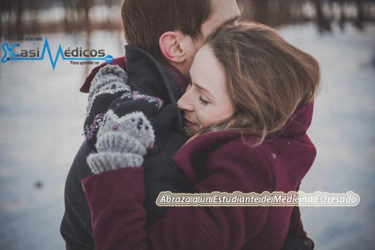 Únete a la campaña: … Abraza a un médico estresado