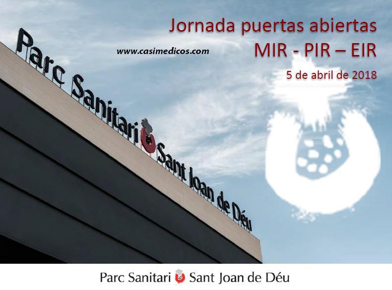 Jornada De Puertas Abiertas Parc Sanitari Sant Joan De Deu Casimedicos