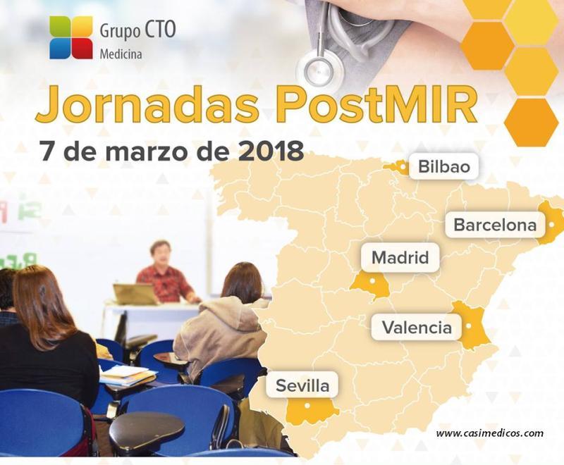 Jornadas PostMIR - CTO 2018