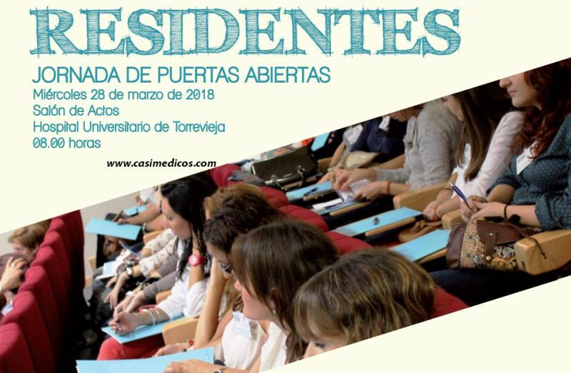 Jornada Puertas Abiertas Hospital Universitario de Torrevieja 2018 @ Hospital Universitario de Torrevieja | Comunidad Valenciana | Spain