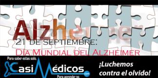 21 de septiembre: Día Mundial delAlzheimer