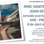 Parc Sanitari Sant Joan de Déu 2019