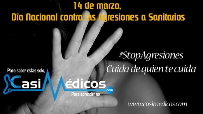 14 de marzo, Día Nacional contra las Agresiones a Sanitarios
