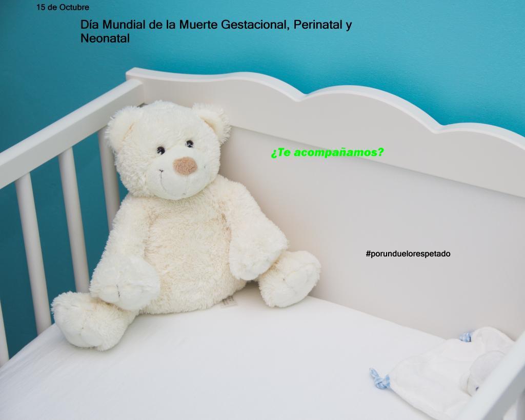 Día Mundial de la Muerte Gestacional, Perinatal y Neonatal