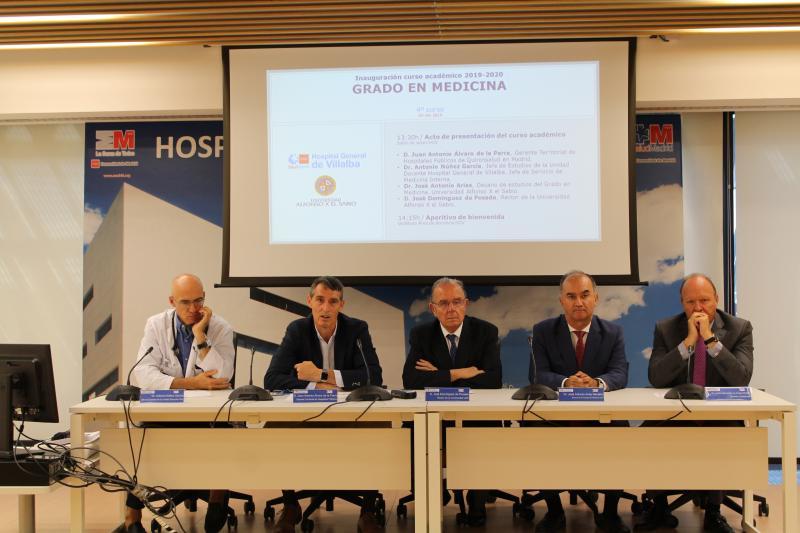 El Hospital General de Villalba inicia su etapa universitaria | Quirónsalud