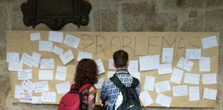 Inicio Huelga Medicina USC | Foto: @AsembleaMed