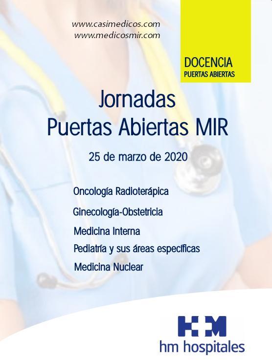 Hospital Universitario HM Montepríncipe y HM Sanchinarro Jornadas Puertas Abiertas 2020
