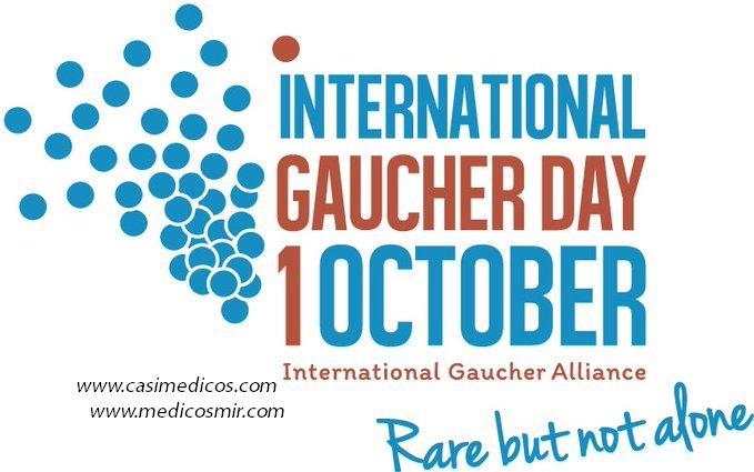 1 de octubre: Día Internacional de la Enfermedad de Gaucher