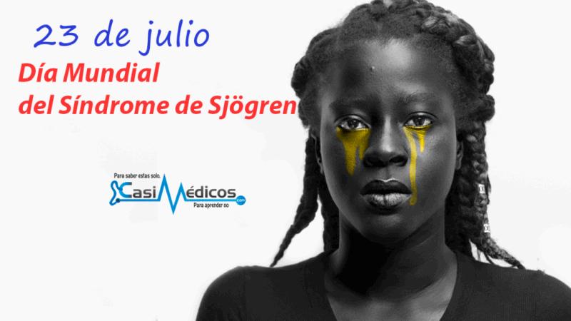 23 de julio: Día Mundial del Síndrome de Sjögren - Foto de Lucxama Sylvain