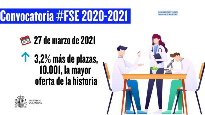 La convocatoria de FSE 2020-2021 ya tiene fecha