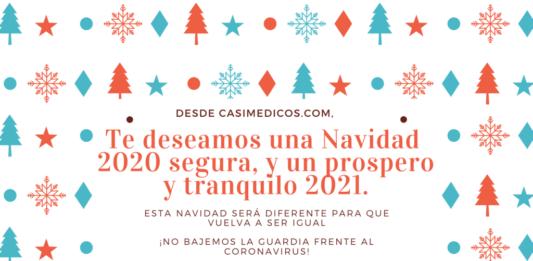 Navidad 2020, compartiendo mesa con el covid-19