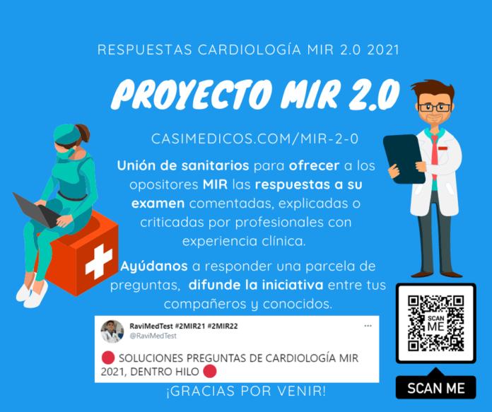 Respuestas comentadas a las preguntas de Cardiología del examen MIR 2021