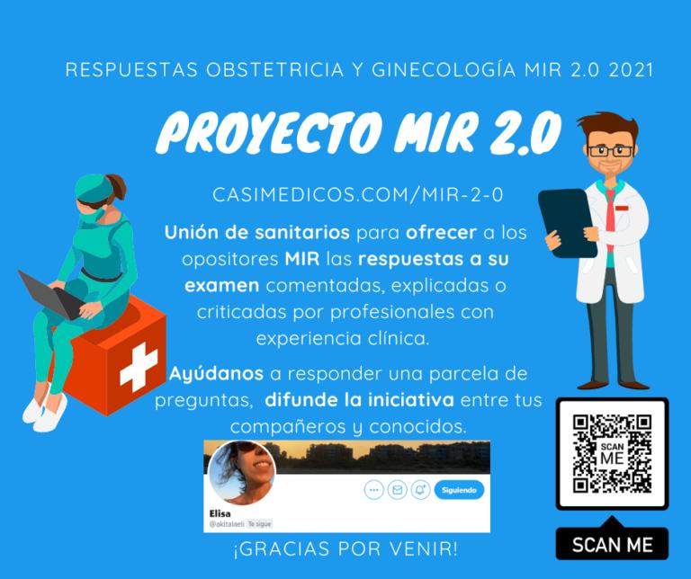Respuestas comentadas a las preguntas de obstetricia y ginecología del examen MIR 2021
