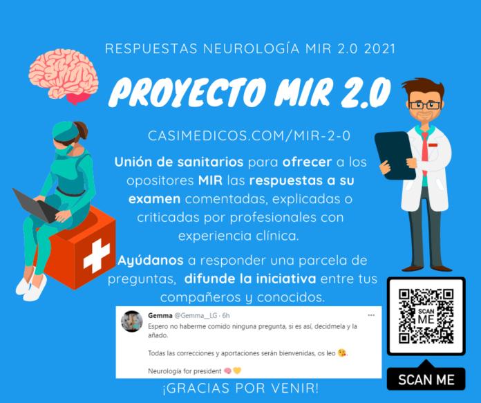 Respuestas comentadas a las preguntas de Neurología del examen MIR 2021