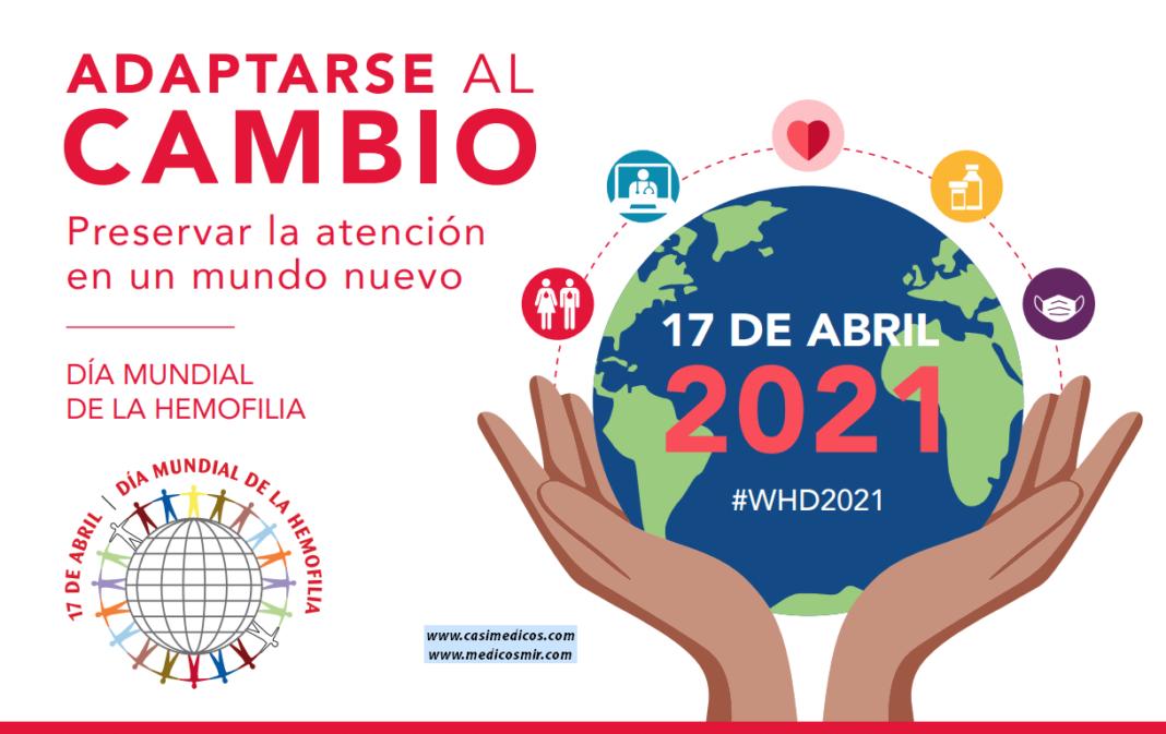 Día Mundial de la Hemofilia 2021