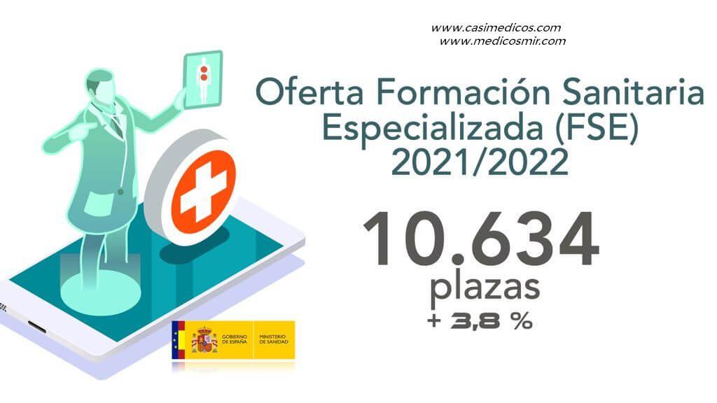 El Ministerio de Sanidad presenta la oferta de plazas de Formación Sanitaria Especializada para 2021/2022, con un incremento de 3,8%