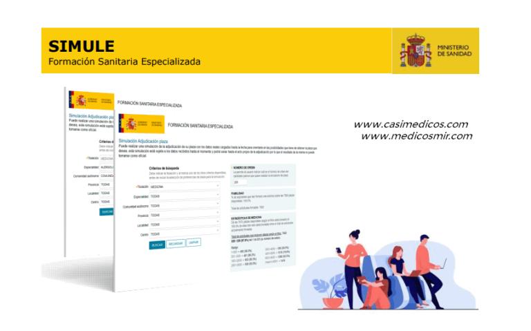 El Ministerio de Sanidad da la bienvenida a los 10.246 nuevos profesionales de Formación Sanitaria Especializada del 2021