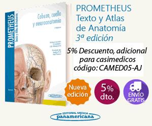 descuento Prometheus atlas anatomia