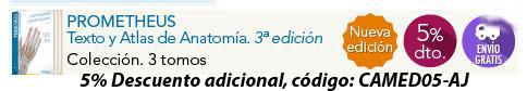 Prometheus Anantomia Editorial Médica Panamericana